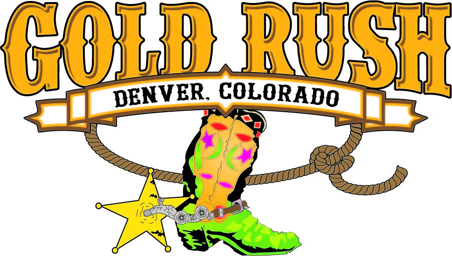 2014 Gold Rush Logo - PHOTO